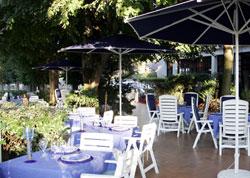terrace restaurant meaux region