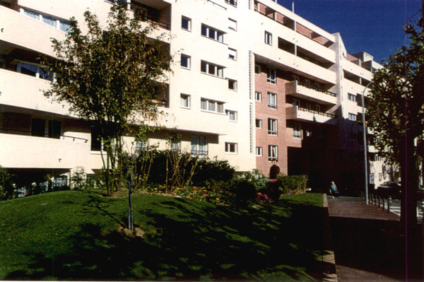Immeubles collectifs Varlin