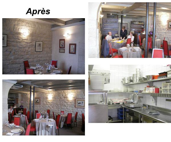 rehabilitation restaurant apres