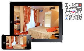 Les sites web Panoramica pour les Hôtels sont 100% compatibles tablettes et smartphones
