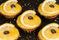 Tarte et tartelette aux Citrons de Sorrento