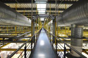 Locaux industriels - usine