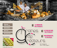 Boulangerie pâtisserie artisanale Graines de Créateurs à Neuilly sur Seine