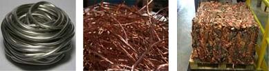 Rachat au détail des métaux