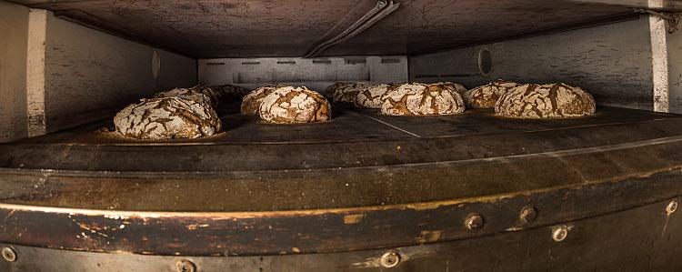 Tourte de Seigle à la farine bio