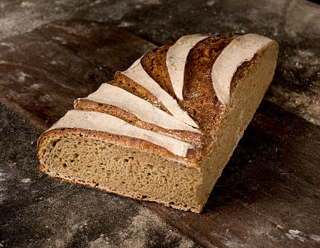 Pain à la farine de Petit Epautre
