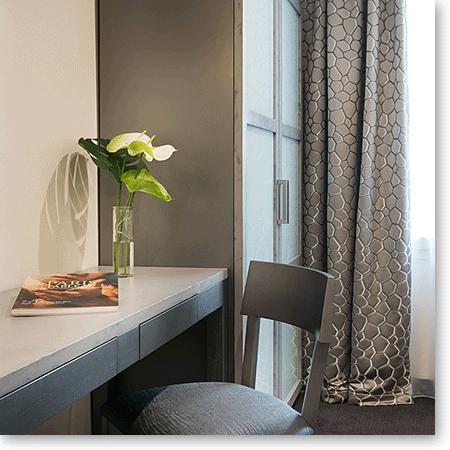 Deluxe room Hotel Vivienne Opera Paris