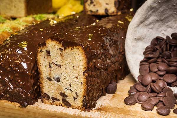 Cake des Créateurs au chocolat noir intense Inaya